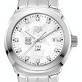 Yale University TAG Heuer Diamond Dial LINK for Women - Image 1