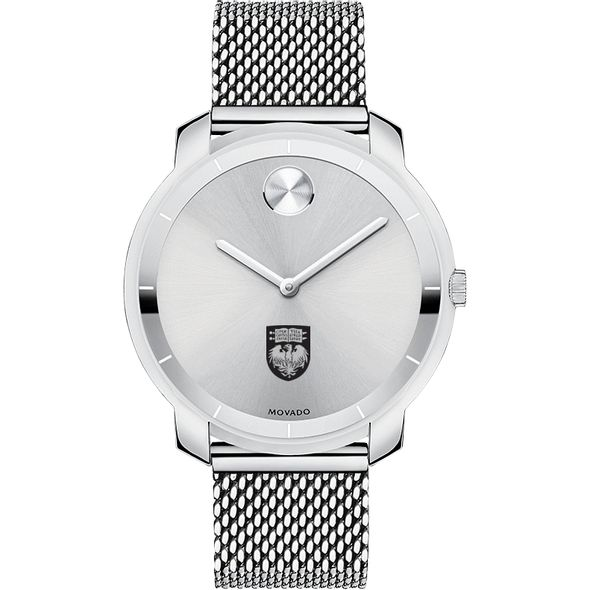 University of Chicago Women's Movado Stainless Bold 36 - Image 2