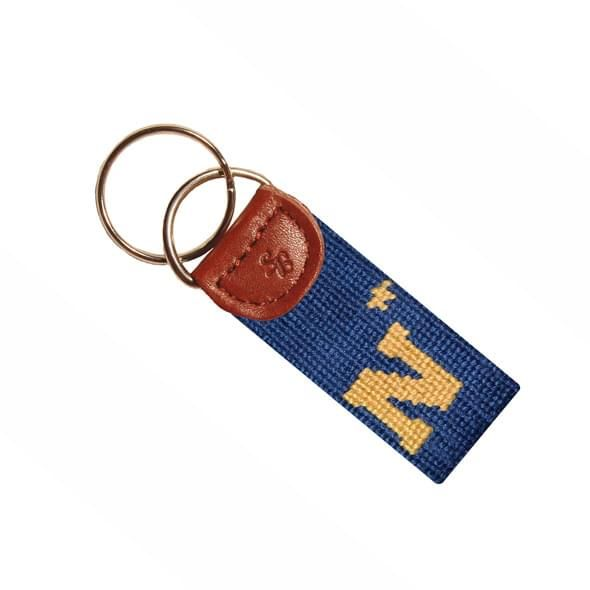 Naval Academy Cotton Key Fob - Image 1