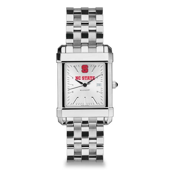 NC State Men's Collegiate Watch w/ Bracelet - Image 2