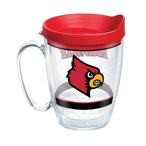 Louisville 16 oz. Tervis Mugs- Set of 4