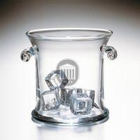 Ole Miss Glass Ice Bucket by Simon Pearce