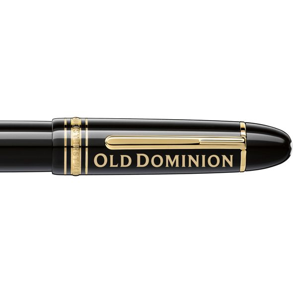 Old Dominion Montblanc Meisterstück 149 Fountain Pen in Gold - Image 2