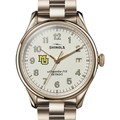 Marquette Shinola Watch, The Vinton 38mm Ivory Dial - Image 1