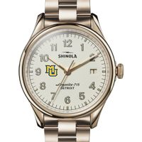 Marquette Shinola Watch, The Vinton 38mm Ivory Dial