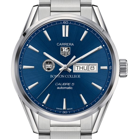Boston College Men's TAG Heuer Carrera with Day-Date