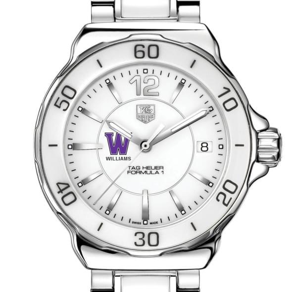 Williams Women's TAG Heuer Formula 1 Ceramic Watch