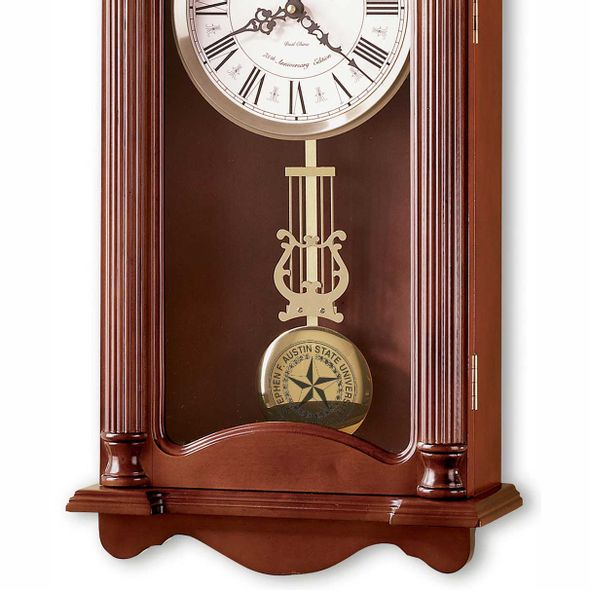 SFASU Howard Miller Wall Clock - Image 2