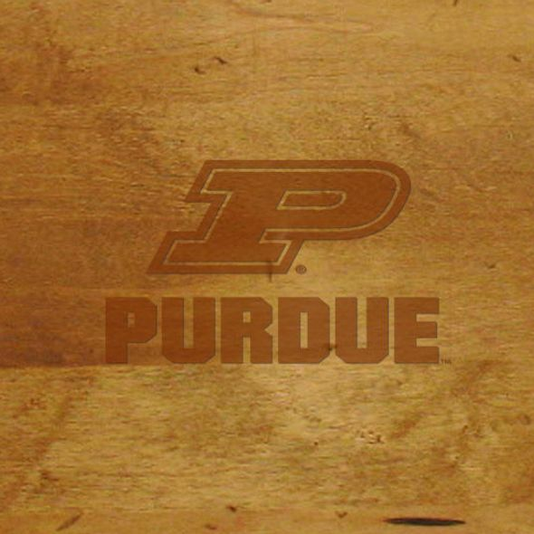 Purdue University Round Bread Server - Image 2