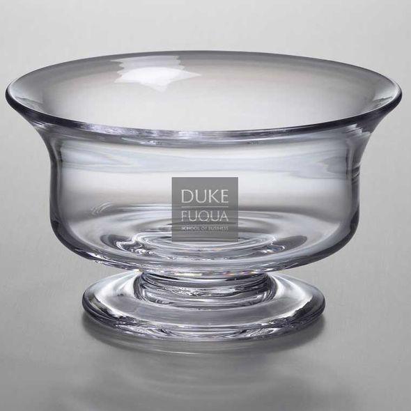 Duke Fuqua Simon Pearce Glass Revere Bowl Med