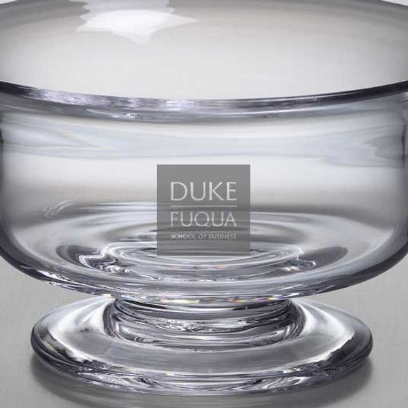 Duke Fuqua Simon Pearce Glass Revere Bowl Med - Image 2