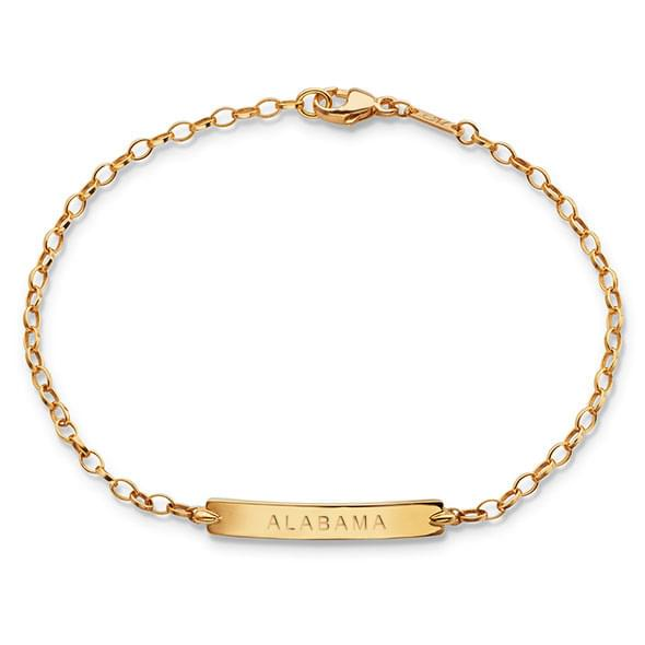 Alabama Monica Rich Kosann Petite Poesy Bracelet in Gold