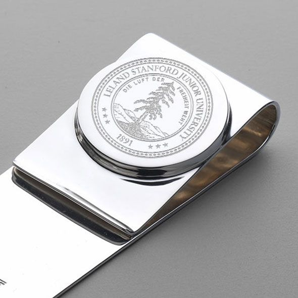 Stanford Sterling Silver Money Clip - Image 2