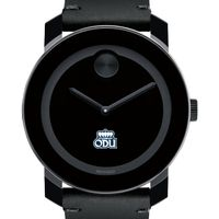 Old Dominion Men's Movado BOLD with Leather Strap