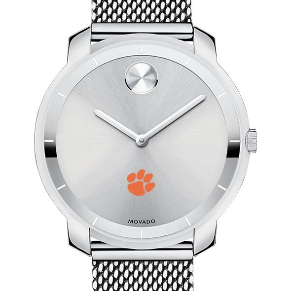 Clemson Women's Movado Stainless Bold 36