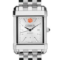 Clemson Men's Collegiate Watch w/ Bracelet