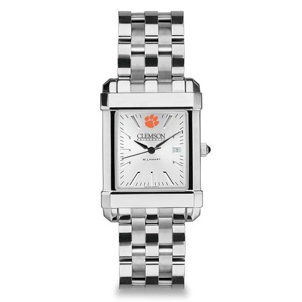 Clemson Men's Collegiate Watch w/ Bracelet - Image 2