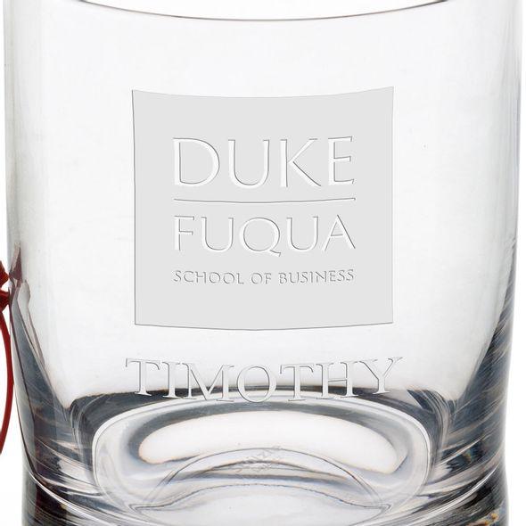 Duke Fuqua Tumbler Glasses - Set of 4 - Image 3