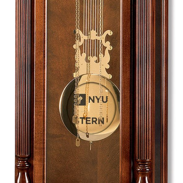 NYU Stern Howard Miller Grandfather Clock - Image 2