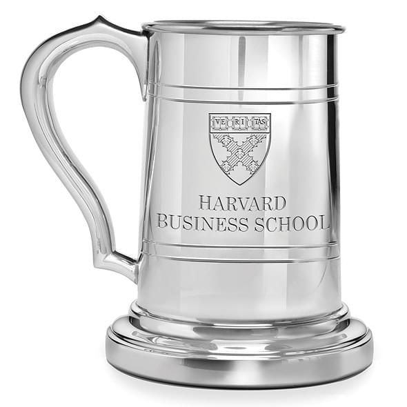 Harvard Business School Pewter Stein - Image 2