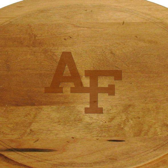 USAFA Round Bread Server - Image 2