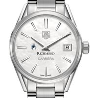 University of Richmond Women's TAG Heuer Steel Carrera with MOP Dial