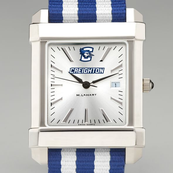 Creighton Collegiate Watch with NATO Strap for Men - Image 1