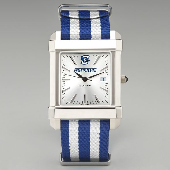 Creighton Collegiate Watch with NATO Strap for Men - Image 2