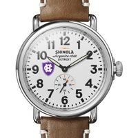 Holy Cross Shinola Watch, The Runwell 41mm White Dial