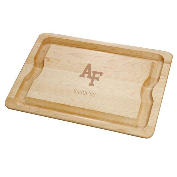 USAFA Maple Cutting Board - Image 1