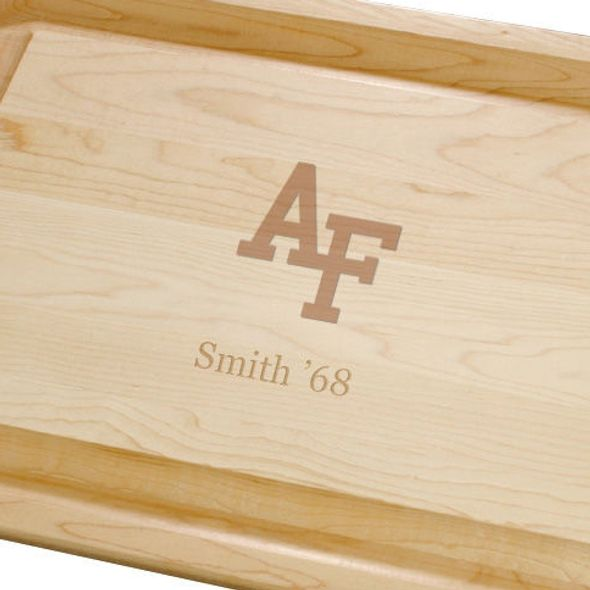USAFA Maple Cutting Board - Image 2