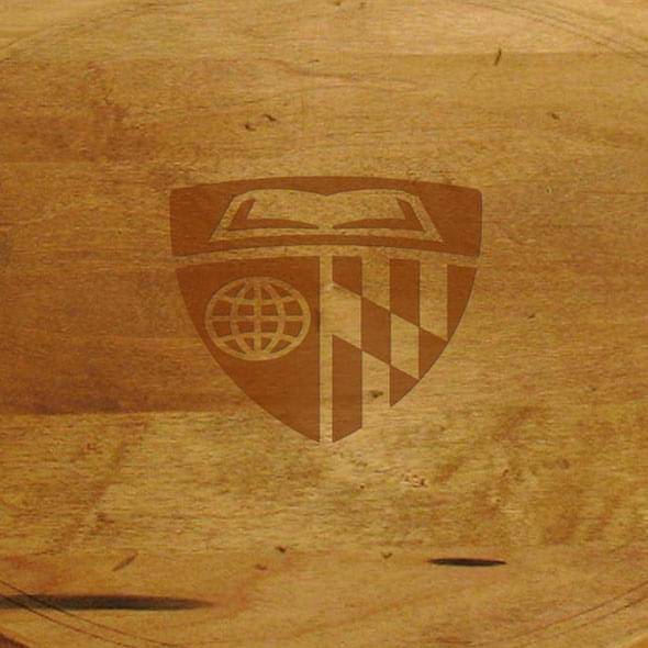 Johns Hopkins Round Bread Server - Image 2
