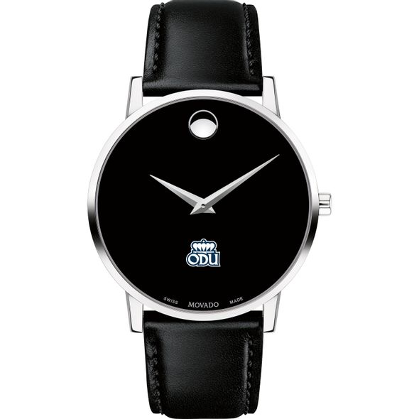 Old Dominion Men's Movado Museum with Leather Strap - Image 2