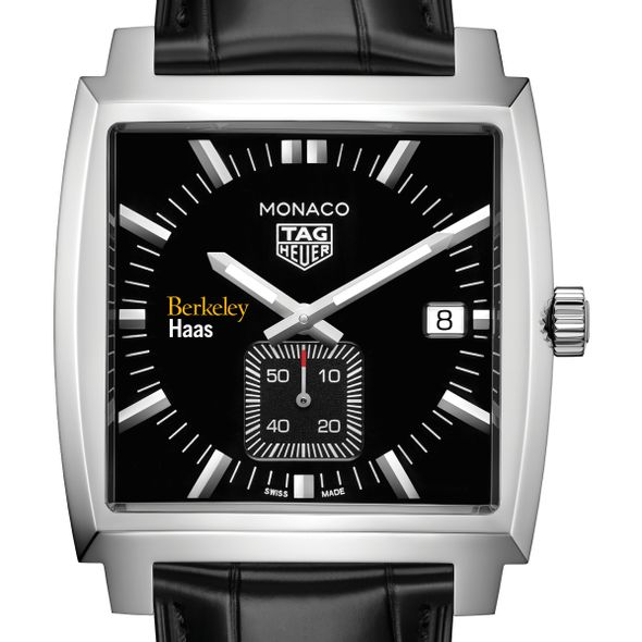Berkeley Haas TAG Heuer Monaco with Quartz Movement for Men