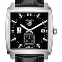 New York University TAG Heuer Monaco with Quartz Movement for Men