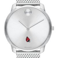 Ball State University Men's Movado Stainless Bold 42
