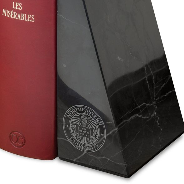 Northeastern Marble Bookends by M.LaHart - Image 2