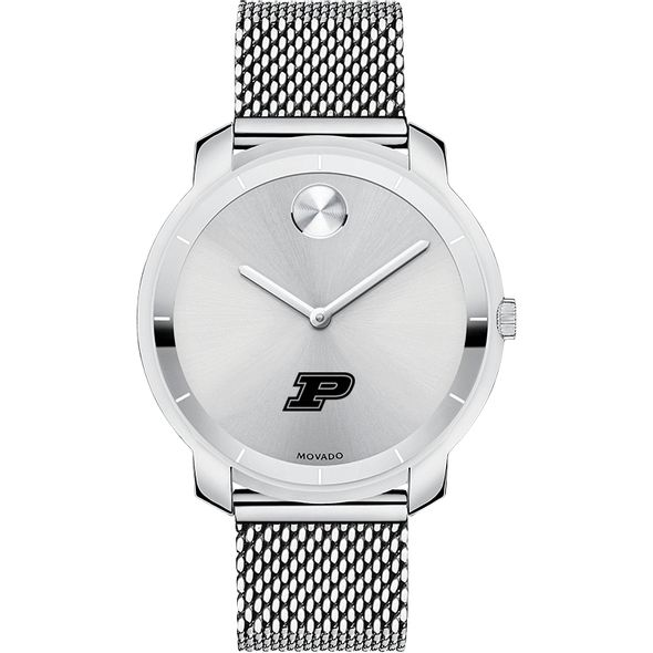 Purdue University Women's Movado Stainless Bold 36 - Image 2