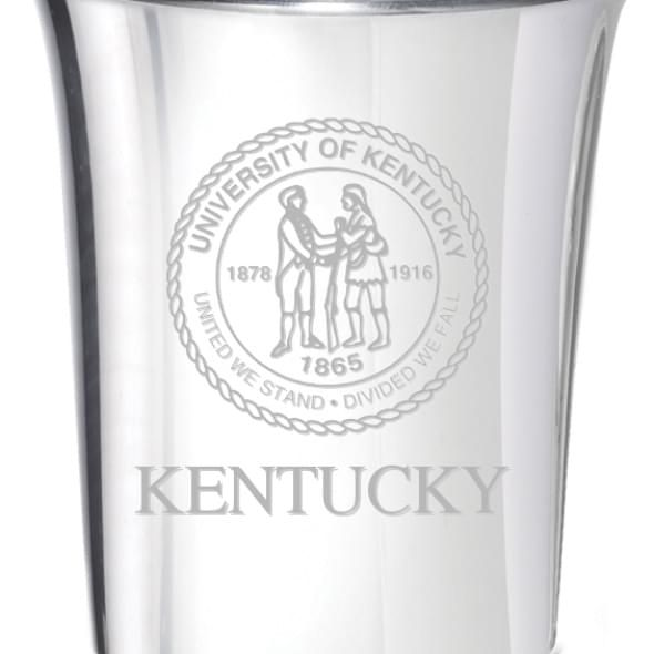 Kentucky Pewter Jigger - Image 2