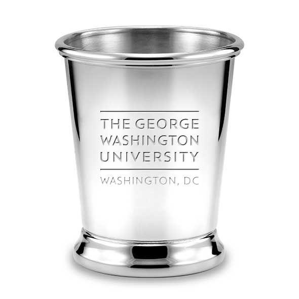 George Washington Pewter Julep Cup