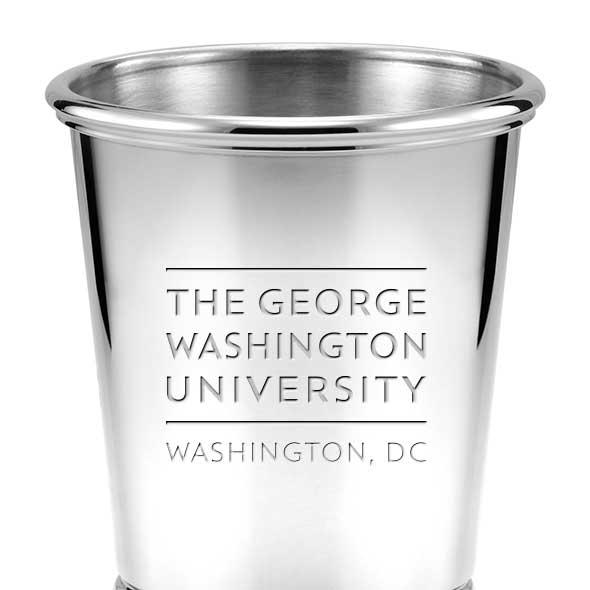 George Washington Pewter Julep Cup - Image 2