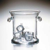 Yale SOM Glass Ice Bucket by Simon Pearce