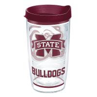 MS State 16 oz. Tervis Tumblers - Set of 4
