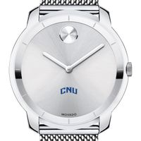 Christopher Newport University Men's Movado Stainless Bold 44