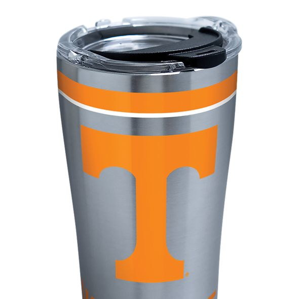 Tennessee 20 oz. Stainless Steel Tervis Tumblers with Hammer Lids - Set of 2 - Image 2