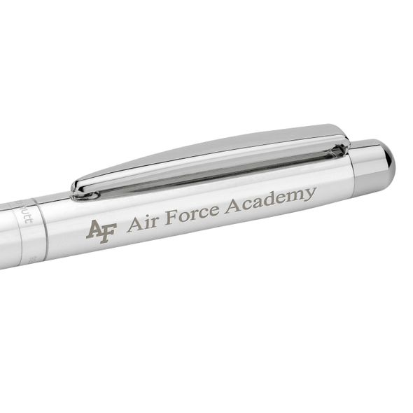 US Air Force Academy Pen in Sterling Silver - Image 2