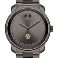 Boston College Men's Movado BOLD Gunmetal Grey