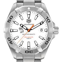 Rice University Men's TAG Heuer Steel Aquaracer