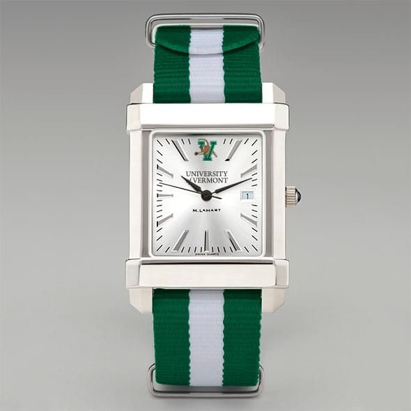 University of Vermont Collegiate Watch with NATO Strap for Men - Image 2