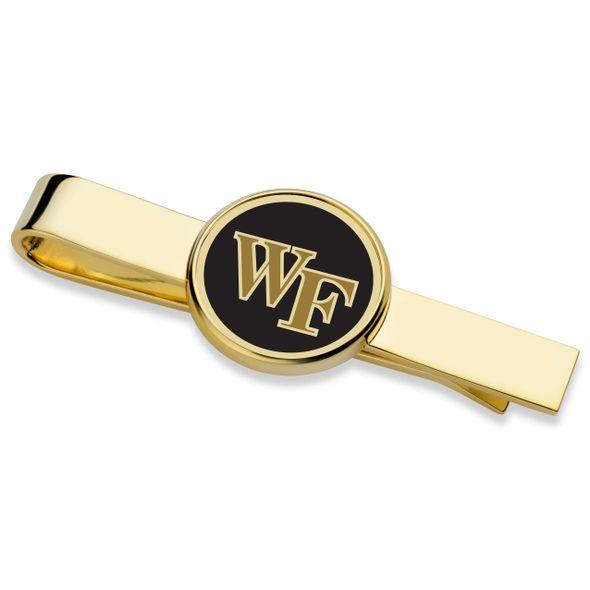 Wake Forest University Enamel Tie Clip - Image 1